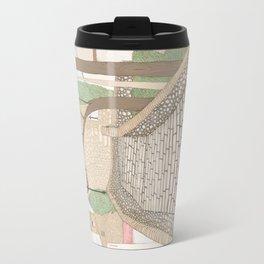 """""""LA PUENTE"""" de Alcañizo Travel Mug"""