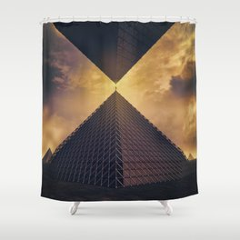 BALANCE EGFXF21 Shower Curtain