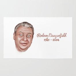 Rodney Dangerfield  Rug