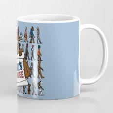 Where's Wookiee Mug
