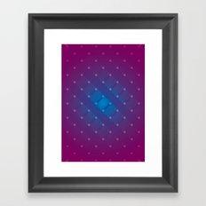 Pattern Framed Art Print