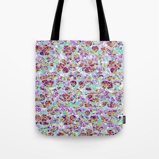 Pattern fantasy (2) Tote Bag