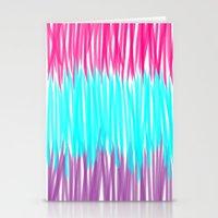 artsy Stationery Cards featuring Artsy by amalchristine