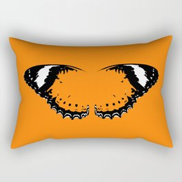 Tips of Butterfly Wings Rectangular Pillow