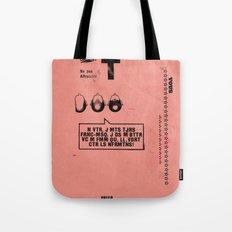 3T3H3E Tote Bag