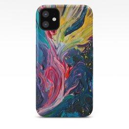 Bird Flower iPhone Case