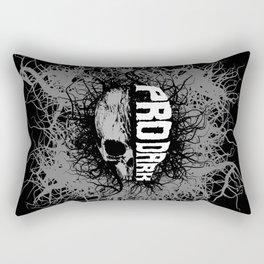 Pro Dark Rectangular Pillow