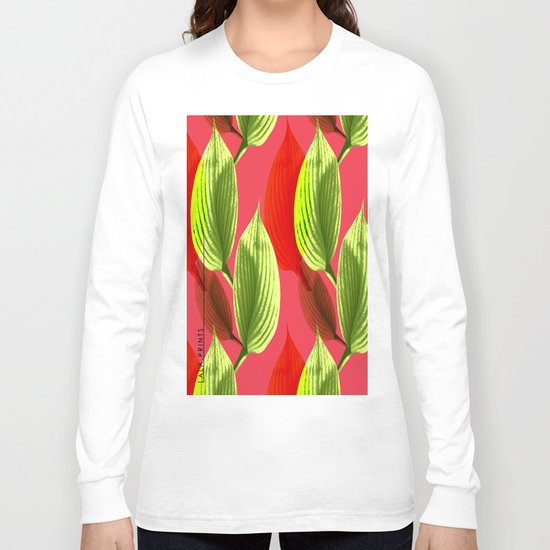 Turning Leaves Long Sleeve T-shirt