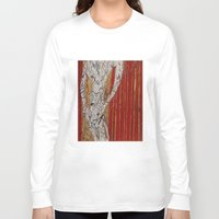 theater Long Sleeve T-shirts featuring The Theater by Atziri