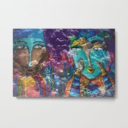The Whispers Metal Print