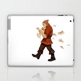 DA crew Varric Laptop & iPad Skin