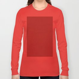 Simply Clay Pink Long Sleeve T-shirt