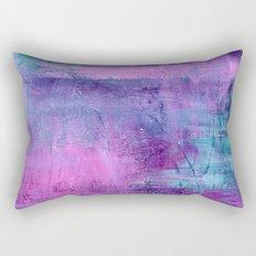 Purple Haze Background Rectangular Pillow