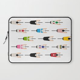 Bicycle squad Laptop Sleeve