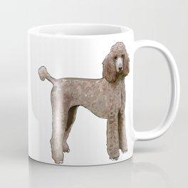 Royal Standard Poodle dog Coffee Mug