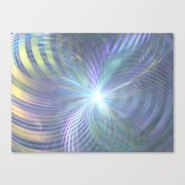 fractal: beginning Canvas Print