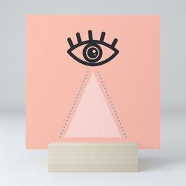 All Seeing Eye Mini Art Print