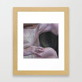 In Pieces II Framed Art Print
