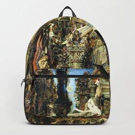 Gustave Moreau - Jupiter And Semele - Digital Remastered Edition Backpack