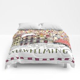 overwhelming Comforters