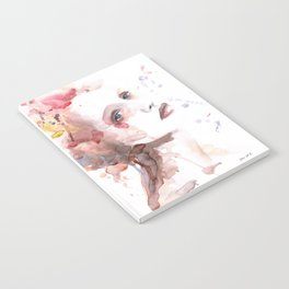 Ild (flame) Notebook