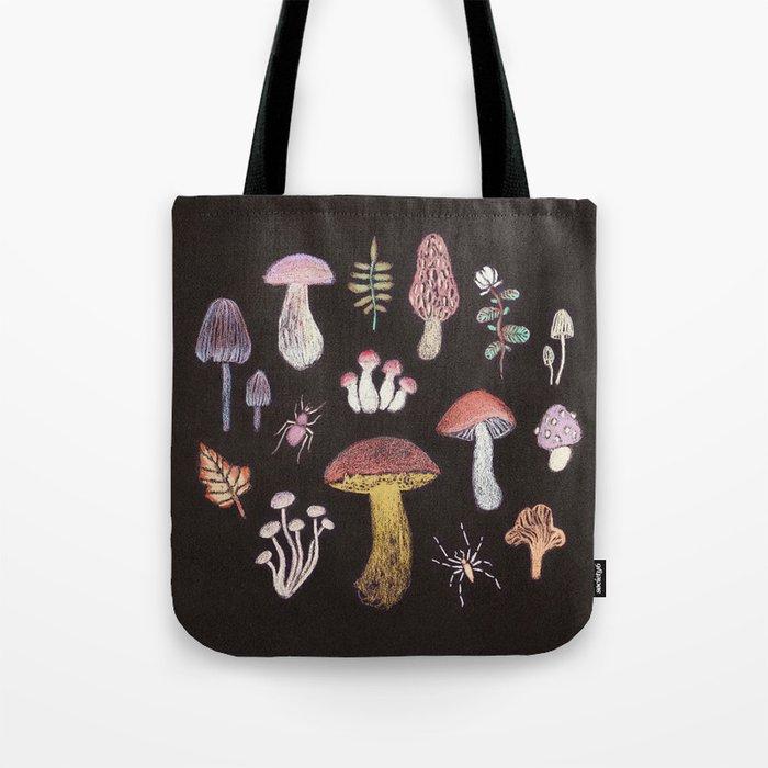 Mushrooms Umhängetasche