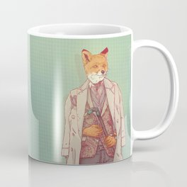 Jay the Fox Coffee Mug