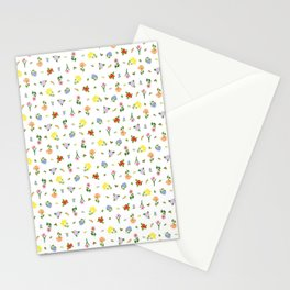 Flowers and More Flowers Stationery Cards