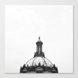 Minimal City I Canvas Print