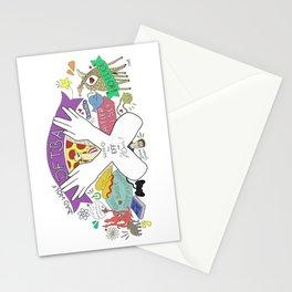 Nerdfighteria Stationery Cards