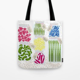 Well Preserved Tote Bag