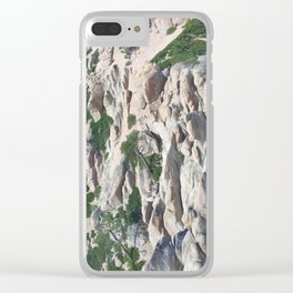 Rugged Sierras II Clear iPhone Case