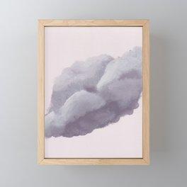 Dare to Dream - Cloud 23 of 100 Framed Mini Art Print