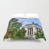 rome Duvet Covers featuring Rome. by haroulita