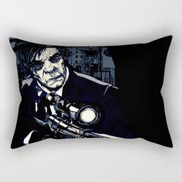 Assassin Rectangular Pillow