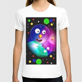 Good mood, colored balls. T-shirt