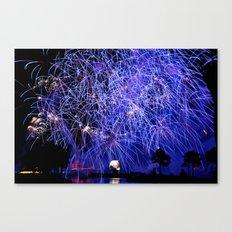 Illuminations Fireworks Canvas Print