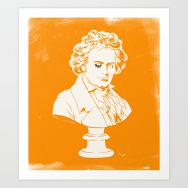 A Clockwork Orange - Movie Poster Art Print