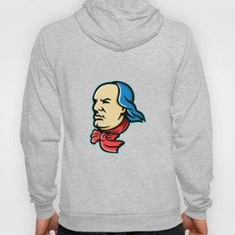 Benjamin Franklin Mascot Hoody