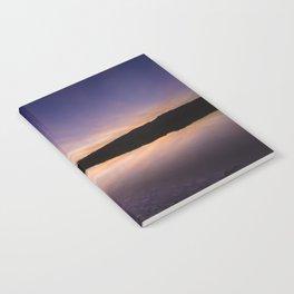Pahranagat National Wildlife Refuge Sunset #2 Notebook