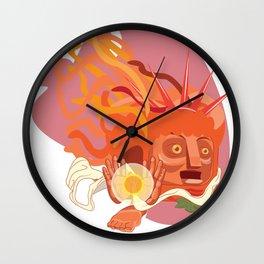 Heliondo Solar Burst Wall Clock