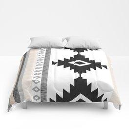 Pueblo in Tan Comforters