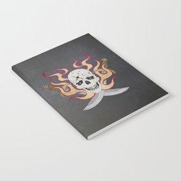 Paul Phoenix Notebook