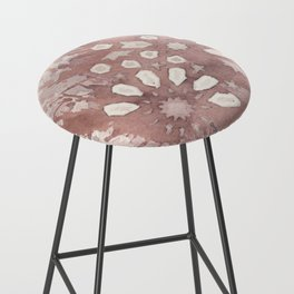 Cellular Geometry No. 2 Bar Stool