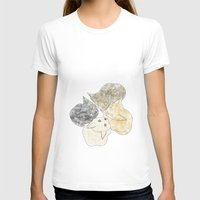 kittens T-shirts featuring kittens by GPM Arts