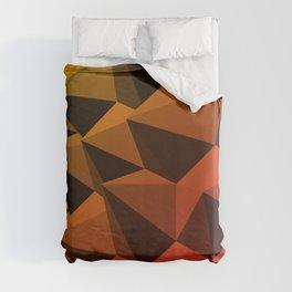 Spiky Brutalism - Swiss Army Pavilion Duvet Cover