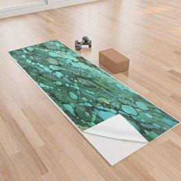 River Yoga Towel