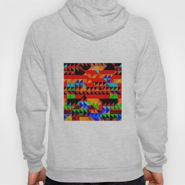 Aztec Pyramid Inspired Design Hoody