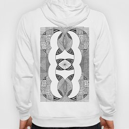 Blank Spaces Hoody