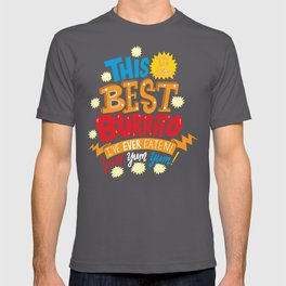 Best Burrito T-shirt